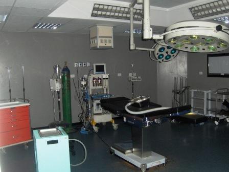 المستشفى الأردني الميداني المستضاف في مستشفى الوئام