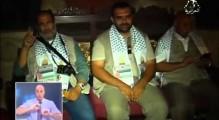 تقرير التلفزيون الجزائري عن وصول الوفد الطبي جزائري الى قطاع غزة - قافلة الجزائر غزة 3