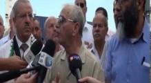 إعطاء إشارة إنطلاق قافلة الجزائر غزة 3 - د.عمار طالبي